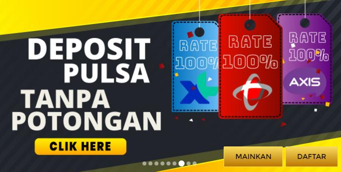 Meraup Bonus Turnover dan Jackpot Dalam Slot Deposit Pulsa