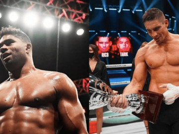 Opening Odds for Rico Verhoeven vs Alistair Overeem at Glory Collision 3