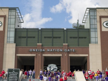 Sports Betting is Coming to Lambeau in Green Bay
