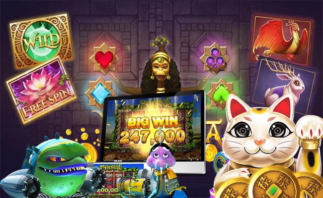 Seru Main Game Slot Online Ada Jackpot Besar