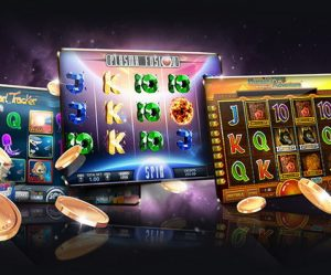Online slot games to strive for the win on